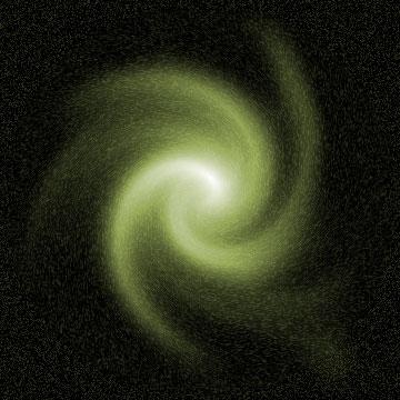 Млечный путь в фотошопе, создание млечного эффекта в фотошопе